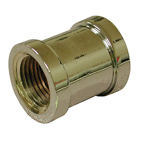 Jones Stephens Corp - 3/8 Cp Bronze Coupling - Lead Free by Jones Stephens