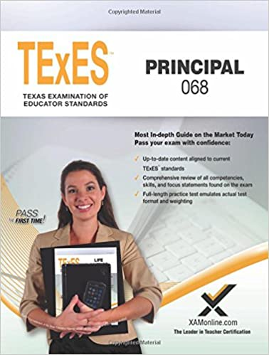 texes principal 068: sharon wynne: 9781607874546: .com: books