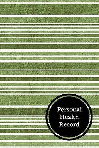Download Personal Health Record pdf epub