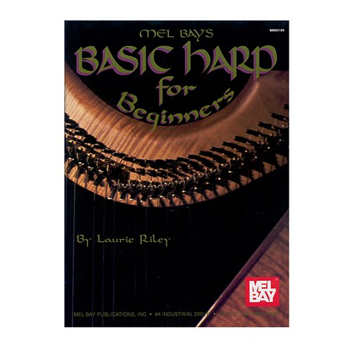 Homeschool Music Baby Harp w/Introduction to Harp Book Bundle + Suzuki Harp School CD, Volume 1 by Homeschooling Harps (Image #3)