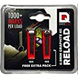 QuickDraw 0.9 mm Graphite Refill 2 Pack