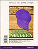 Elementary and Intermediate Algebra, Michael, Iii Sullivan and Katherine Struve, 0321915135