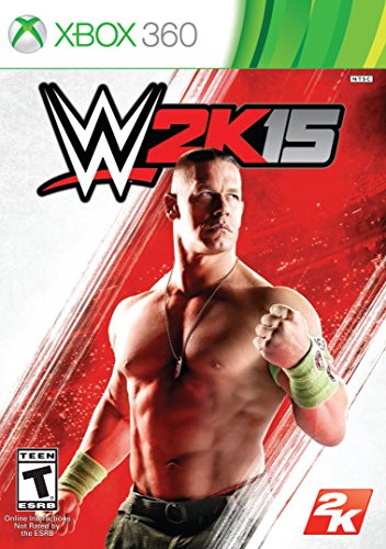 WWE 2K15 - Xbox 360 - Entrance English Bronze