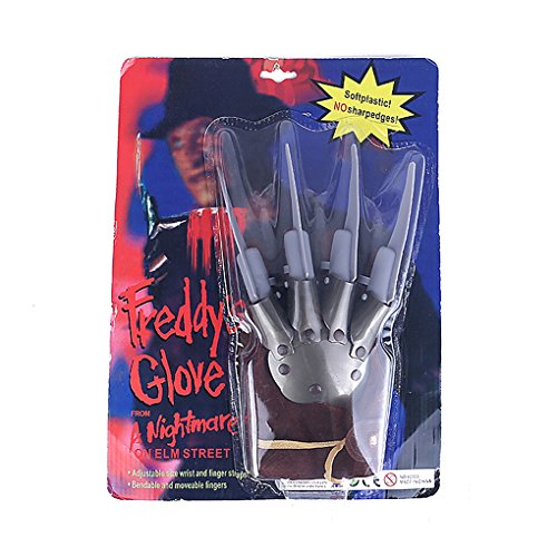 Aulley Wolverine Claw Glove Hallowmas Prop Hallowmas Paw Glove Toy