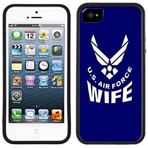 Air Force Airforce Wife Handmade iPhone 5C Black Case