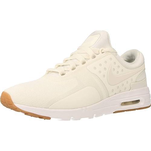 Calzado Deportivo para Mujer, Color Blanco, Marca NIKE, Modelo Calzado Deportivo para Mujer NIKE Air MAX Zero Blanco: Amazon.es: Zapatos y complementos