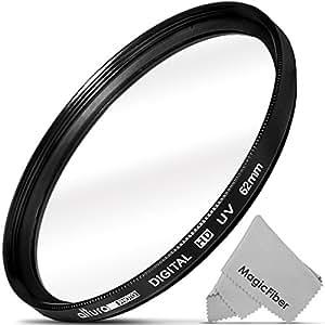 62mm Altura Photo UV Ultraviolet Lens Protection Filter for Tamron 70-300mm f/4.0-5.6 , AF 18-200mm f/3.5-6.3, AF 18-270mm f/3.5-6.3, Sigma 18-250mm f3.5-6.3, 30mm f/1.4, 105mm f/2.8 Lenses