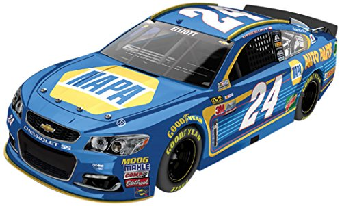 Lionel Racing Chase Elliott # 24 NAPA 2017 Chevrolet SS 1:24 Scale ARC HOTO Official Diecast of the Monster Energy NASCAR Cup Series