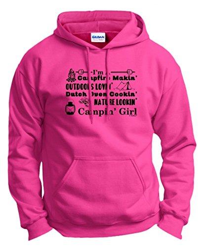 Camping Funny Campin Hoodie Sweatshirt