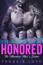 HONORED: The Mountain Man's Babies