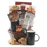 Starbucks Sensation - Starbucks Gift Basket