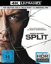 SPLIT  (4K ULTRA HD) (+ BLU-RAY)