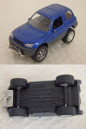 1/40 トヨタ RAV4(ブルー×グレー) 「ダイヤペット RV-01」 011-01883