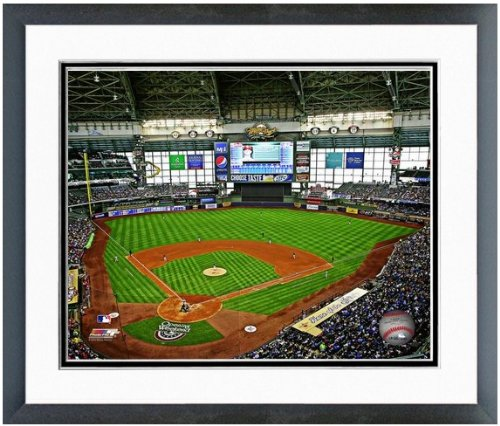Milwaukee Brewers Miller Park MLB Stadium Photo (Size: 18