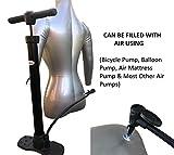 Inflatable Female Full Body Mannequin Dress Form