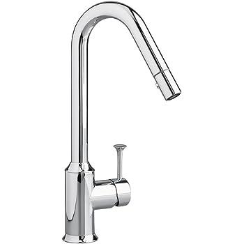 Blanco 441196 Linus Pullout Kitchen Faucet Chrome Touch