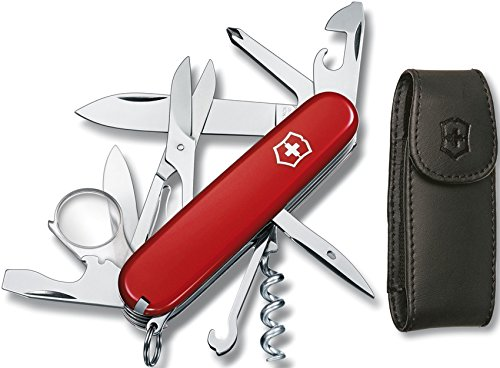 Victorinox VN53823 MAP Explorer/Pouch Red Knife