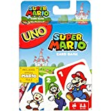 UNO Super Mario, You, Super Mario Bros, and a Game