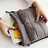 Net_Cafe Storage Bag Multi-functional Nylon Zippered Gadget Pouch Bag Travel Organizer for iPad Tablets