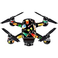Skin For DJI Spark Mini – Cocktail Therapy | MightySkins Protective, Durable, and Unique Vinyl Decal wrap cover | Easy To Apply, Remove, and Change Styles | Made in the USA
