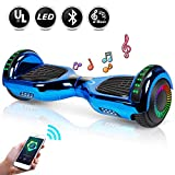 EPCTEK Self Balancing Hoverboards with LED Light and Carrying Bag
