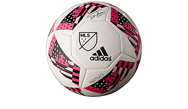 adidas MLS Glider - Balón de fútbol - S1606LSB007GLI, 2016 White ...