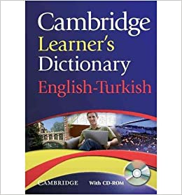(CAMBRIDGE LEARNER'S DICTIONARY ENGLISH-TURKISH [WITH CDROM]) BY Not Available(Author)Hardcover Sep-2009
