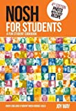 Nosh for Students - A Fun Student Cookbook - Photo with Every Recipe (print edition)