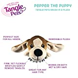 Tangle Pets PEPPER THE PUPPY- The Detangling Brush
