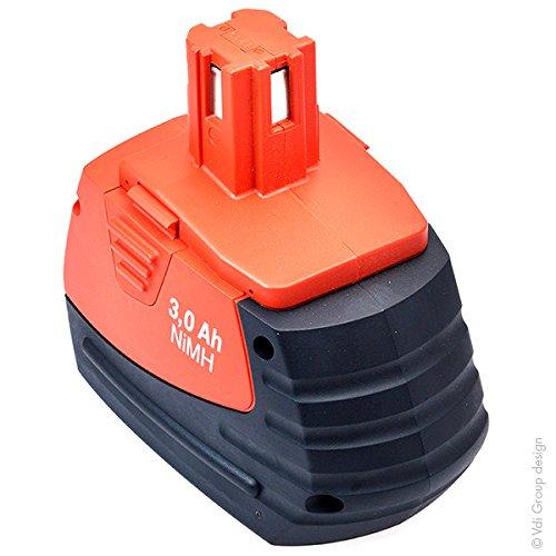 Hilti - Batería atornillador, taladradora, perforadora ...