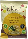 Nim's Air Dried Pineapple Crisps 20 g (Pack of 12)