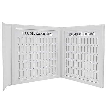 Tarjeta De Color De Gel De Esmalte De Uñas Profesional ...