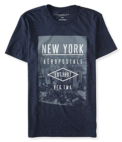 aeropostale-mens-new-york-aropostale-graphic-t-shirt-l-classic-navy