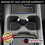 2017-2019 Honda CR-V - Premium Cup Holder Liners