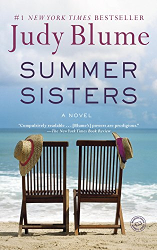 book cover of Summer Sisters