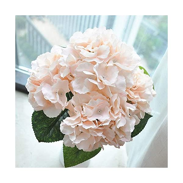 Jasion-Artificial-Flowers-Hydrangeas-Flowers-5-Big-Heads-Silk-Bouquet-for-Office-Home-Party-Decoration