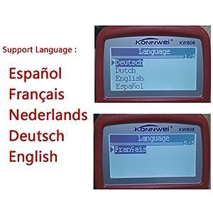 Universal Car OBDII Can Scanner Error Code Reader Scan Tool OBD 2 BUS OBD2 Diagnosis Scaner ELM327 V1.5 Diagnosis Scaner Tool