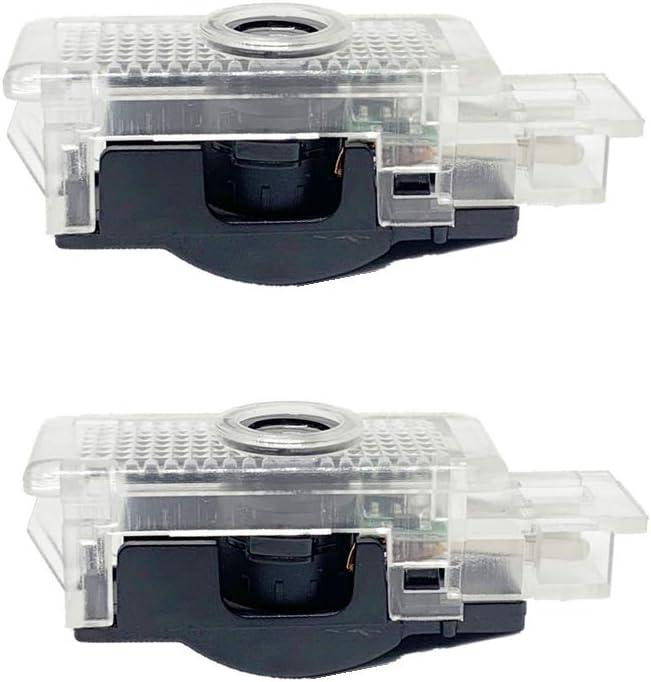 colorbuy porta luce proiettore LED Logo Porta Portiera entrare luce auto porta