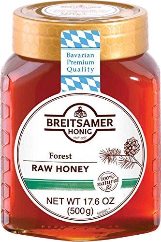 Breitsamer, Honig Forest Raw Honey, 17.6 oz