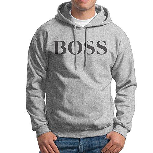 LOYRA Men's Be A Boss Hoodie Size