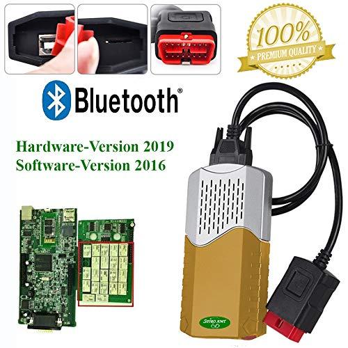 2016 OBD2 mit Bluetooth SPIRO AMT Profi KFZ DIAGNOSEGER/ÄT Gold f/ür PKW /& LKW bis BJ