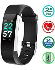Sconti dal -20% su KUNGIX Orologio Fitness Tracker Smartwatch