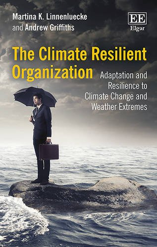 Download The Climate Resilient Organization: Adaptation and Resilience to Climate Change and Weather Extremes Pdf