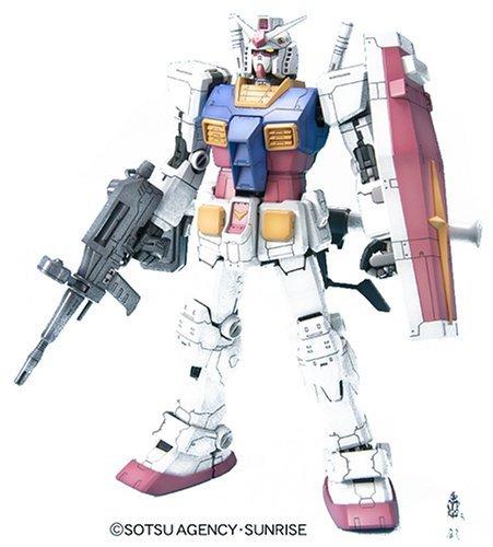 MG 1/100 Gundam Ver.ONE YEAR WAR 0079 (Mobile Suit Gundam)の商品画像