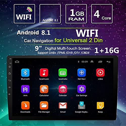 mingxiao Car Navigator MP5 GPS Navigator Map 9 Inches Vehicle Navigation FM Transmit Electronic Album Multifunctional 16GB
