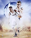 This 20'' x 24'' photograph has been personally hand-signed by Chandler Parsons. It is officially licensed by the National Basketball Association and comes with an individually numbered, tamper-evident hologram from Fanatics Authentic. To ens...