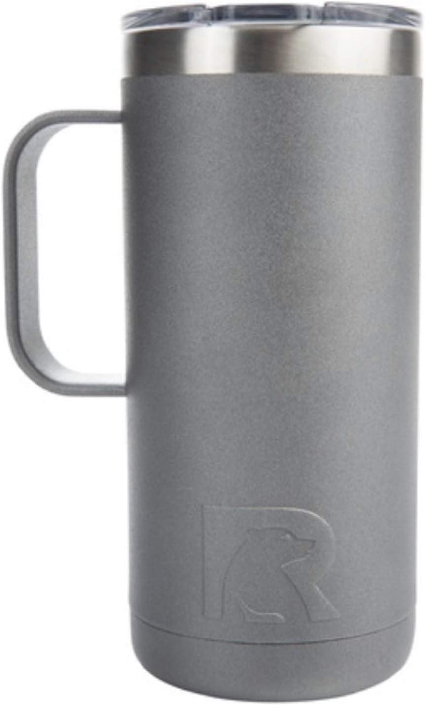 RTIC Travel Coffee Cup (16 oz), Graphite