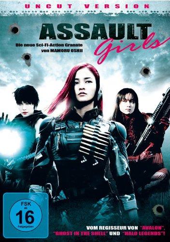 Assault Girls [Import allemand]