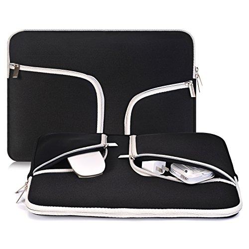 Laptop Sleeve 11.6 inch, Egiant Water-Repellent Protective C