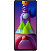 Samsung Galaxy M51 Telefon, Çift SIM, Siyah 128 GB